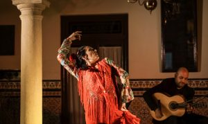 Tablao Flamenco Casino Ronda 12